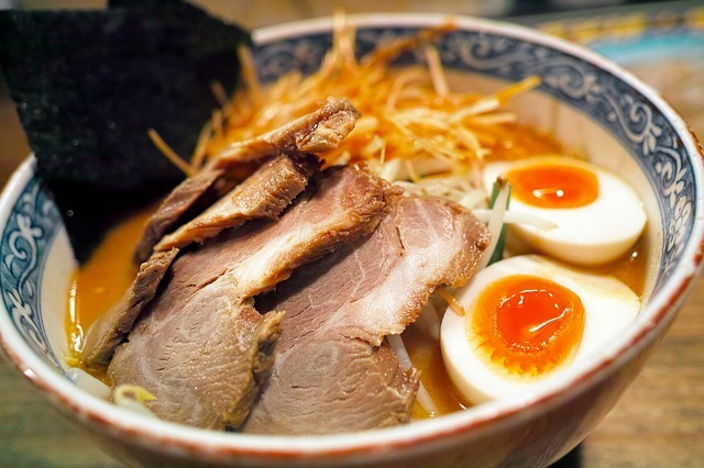 Grab Noodles for Lunch at RAMEN-SAN