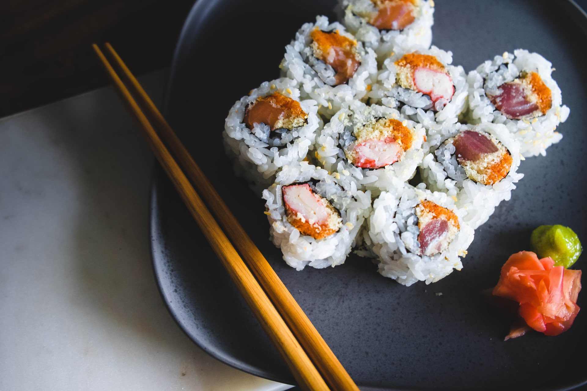 Satisfy a Craving for Japanese Fare at Nori & Wasabi