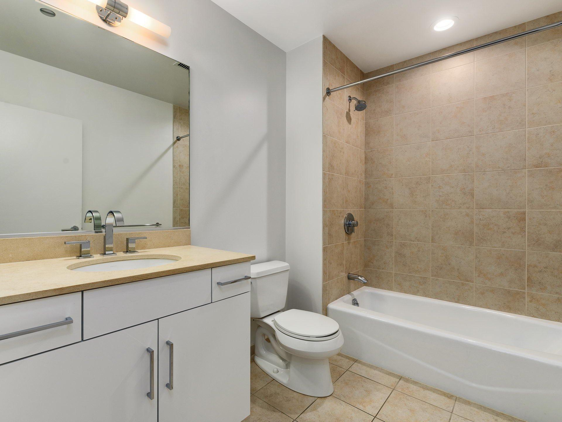 Two West Int Features Platinum Bathroom